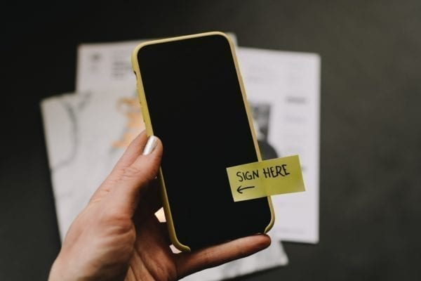 Electronic Signatures and Records: Permissible or Not?